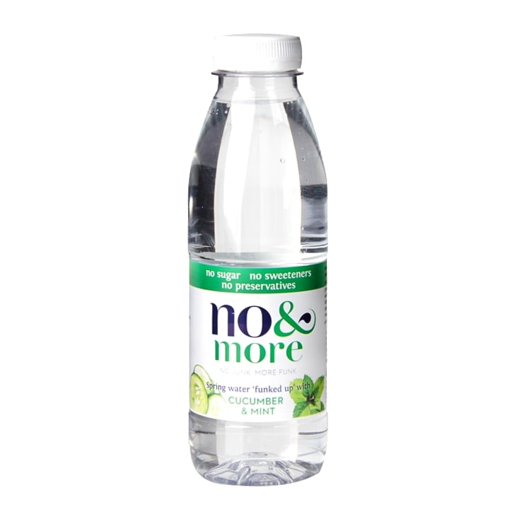 No & More Cucumber & Mint Spring Water