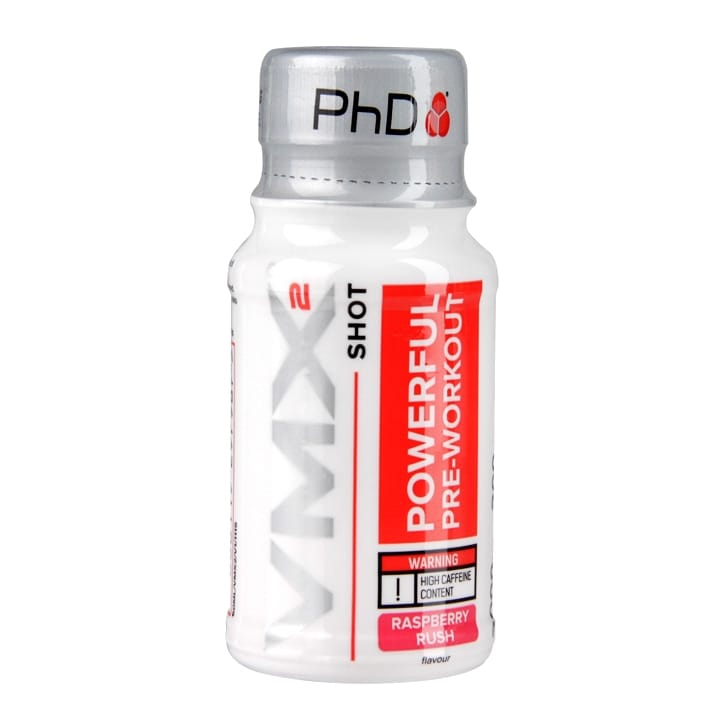 PhD VMX2 Shot Raspberry Rush 60ml