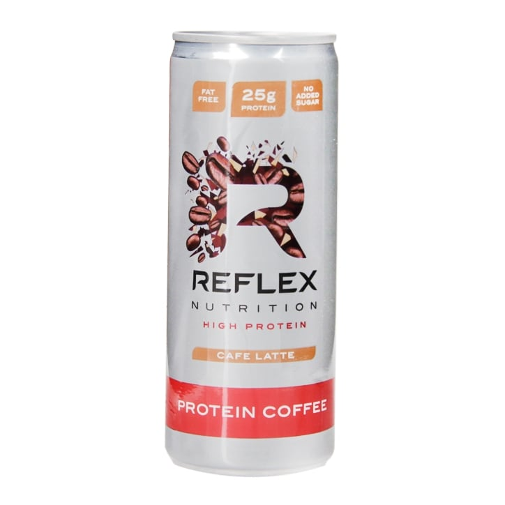 Reflex Protein Coffee Cafe Latte 250ml