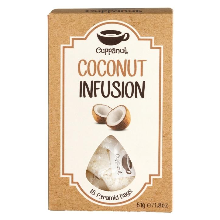 Cuppanut Coconut Infusion 51g