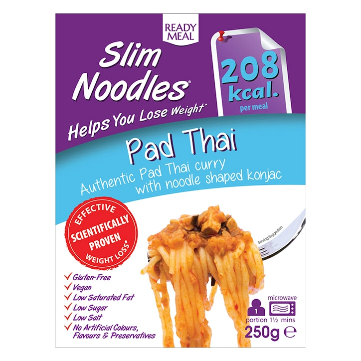 Eat Water Slim Noodles Vegetarian Phad Thai