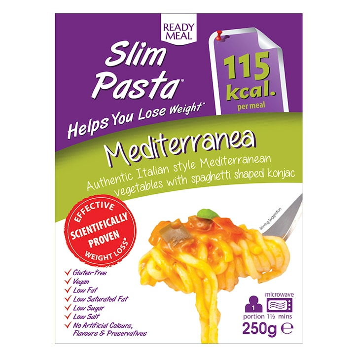 Eat Water Slim Pasta Mediterranea 250g