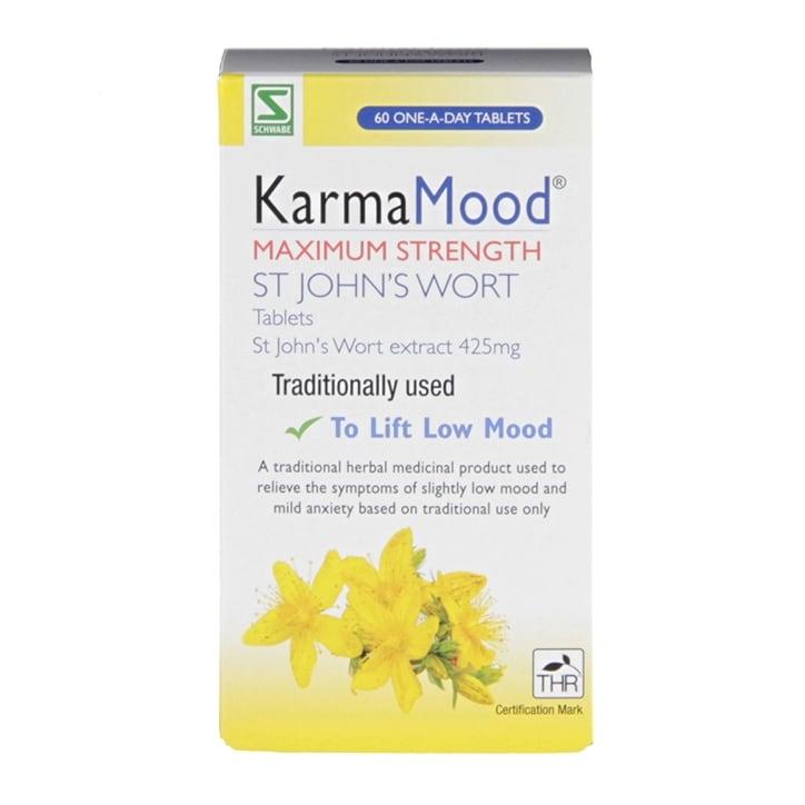 Schwabe Pharma Karmamood Max Strength 425mg 60 Tablets