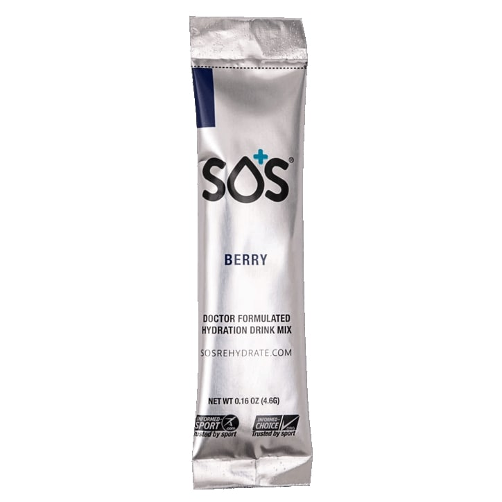 SOS Hydration Berry