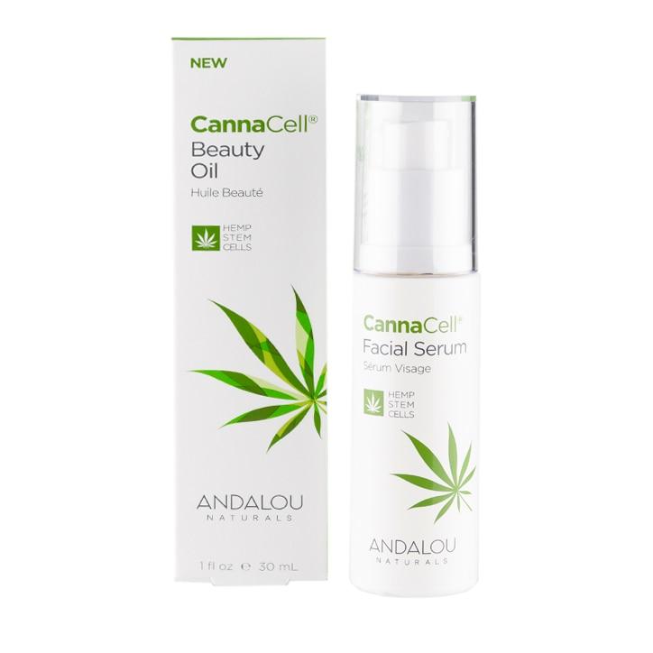 Andalou CannaCell Beauty Oil