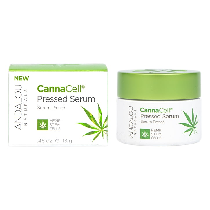Andalou CannaCell Pressed Serum 13g