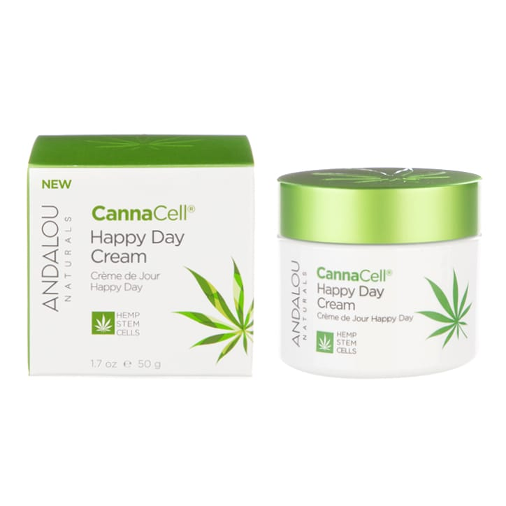 Andalou CannaCell Happy Day Cream 50g