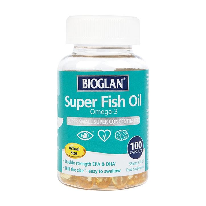 Bioglan Super Fish Oil Capsules