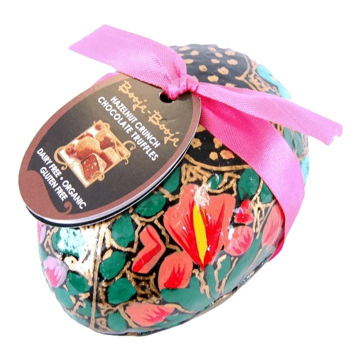 Booja Booja Hazelnut Crunch Truffle Easter Egg 35g