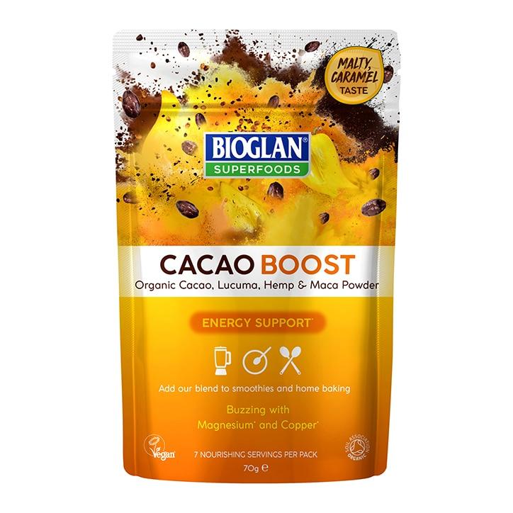 Bioglan Organic Cacao Boost Powder 70g