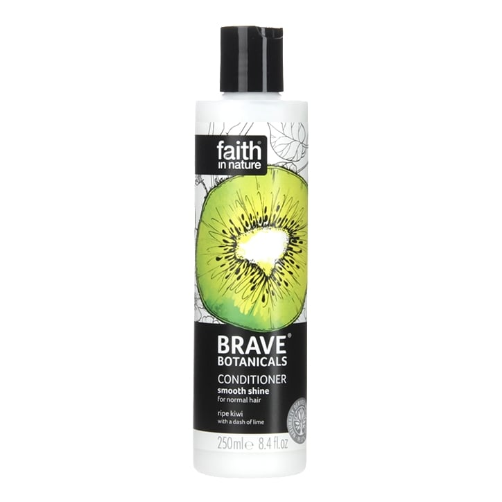 Faith in Nature Brave Botanicals Smooth Shine Kiwi & Lime Conditioner