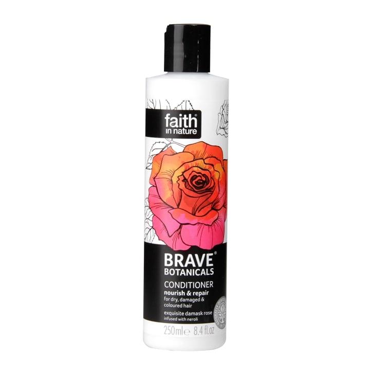 Faith in Nature Brave Botanicals Nourish & Repair Rose & Neroli Conditioner