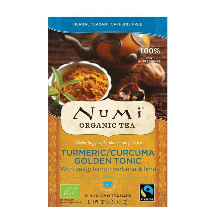 Numi Organic Tea Golden Tonic Turmeric 37.2g