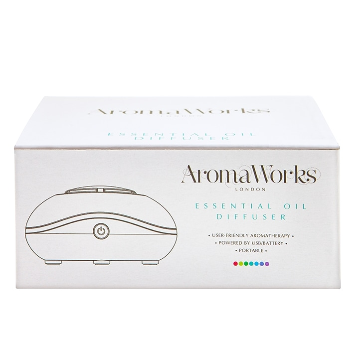 Aromaworks USB / Battery Operated Oil Diffuser