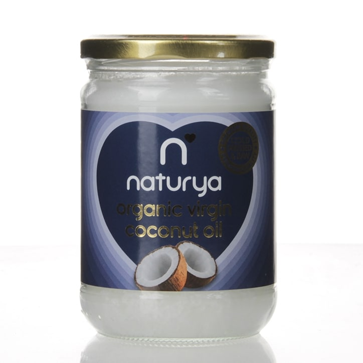Naturya Organic Coconut Oil 500ml