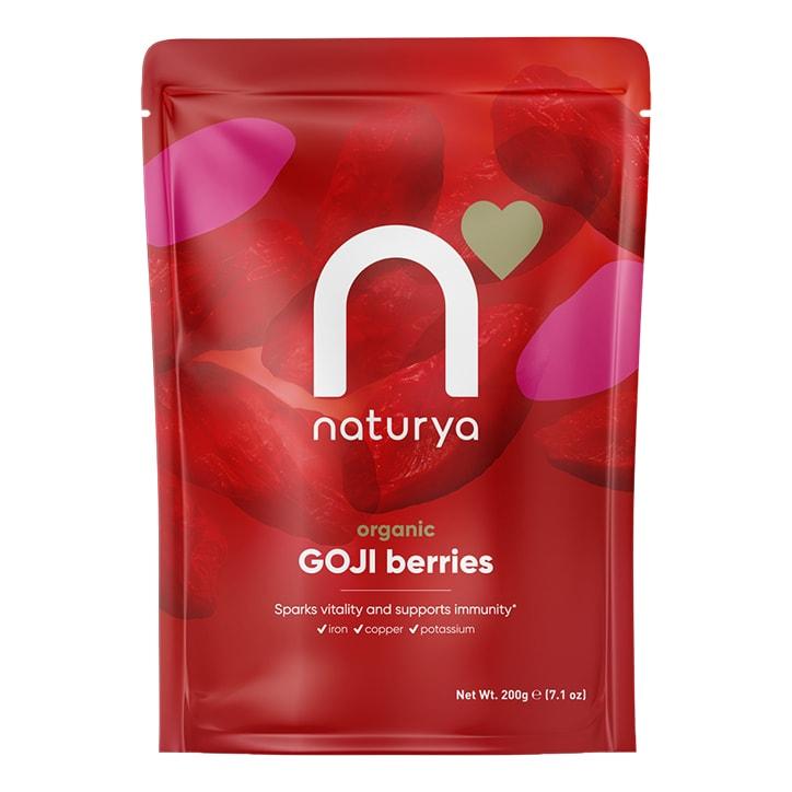 Naturya Organic Goji Berries