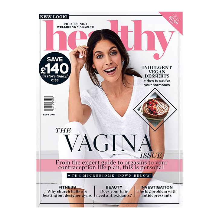 Healthy Magazine Issue 152: Female Health