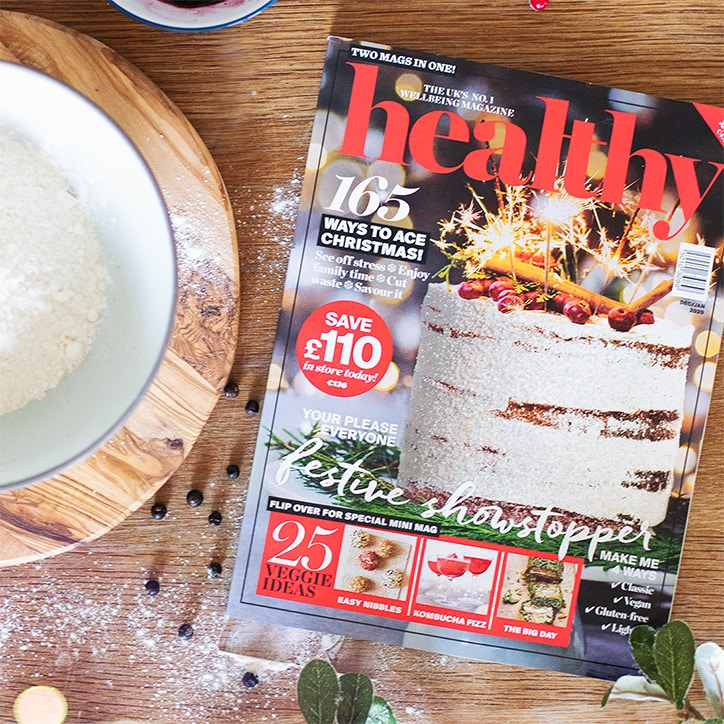 Healthy Magazine Issue 154: The Festive Special