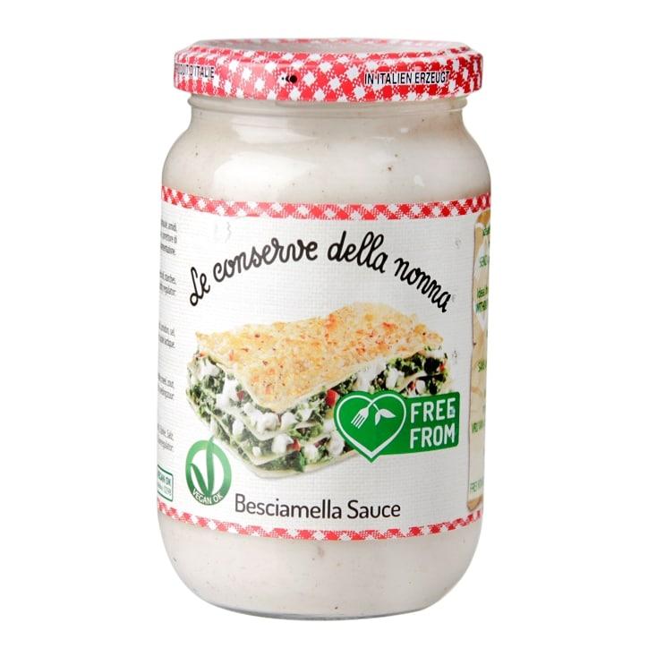 Le Conserve Della Nonna Rice Bechamel White Pasta Sauce 340g