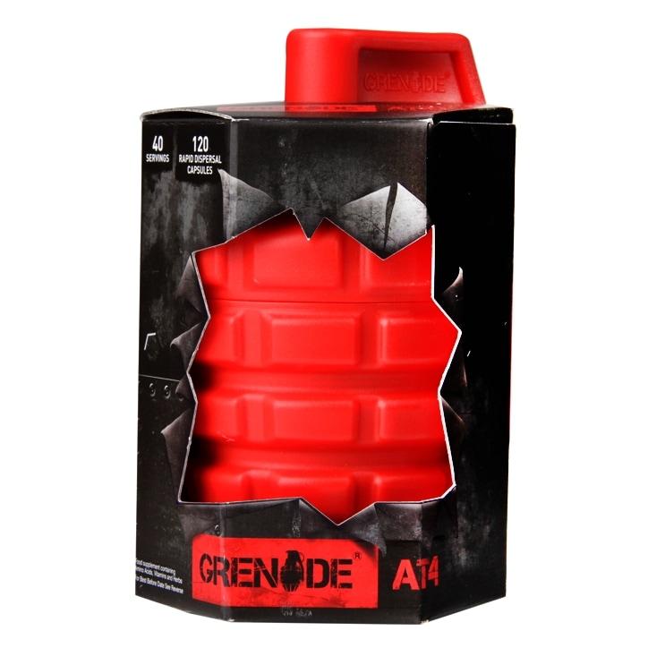 Grenade AT4 Capsules