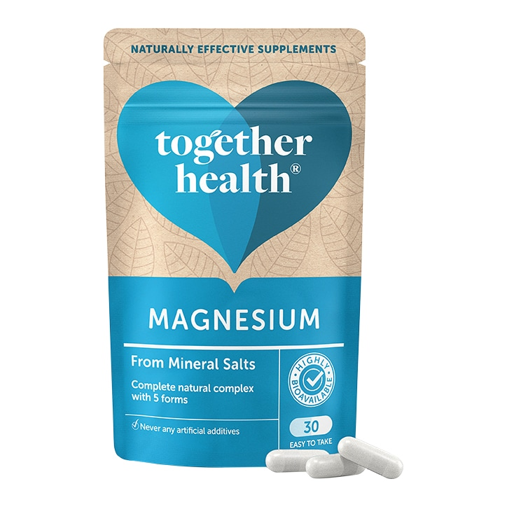 Together Natural Marine Magnesium Capsules
