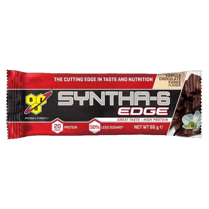 BSN Syntha 6 Edge Bar Vanilla Chocolate Fudge 66g