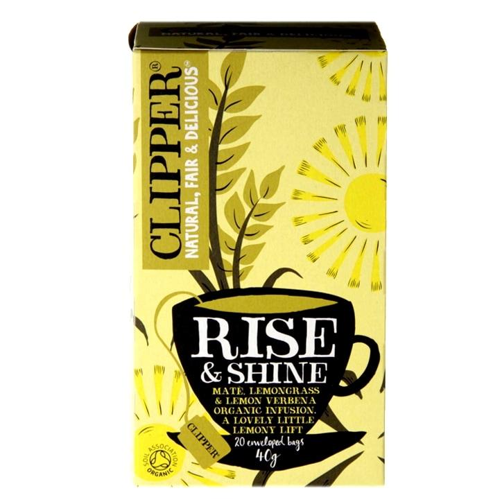 Clipper Rise & Shine 20 Tea Bags