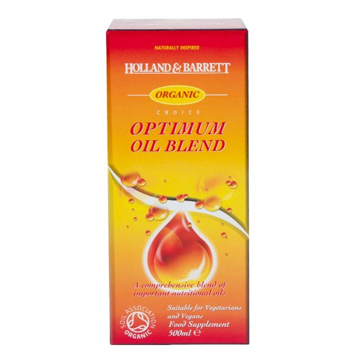Holland & Barrett Optimum Oil Blend 500ml