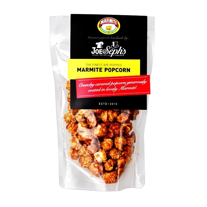Joe & Sephs Marmite Popcorn
