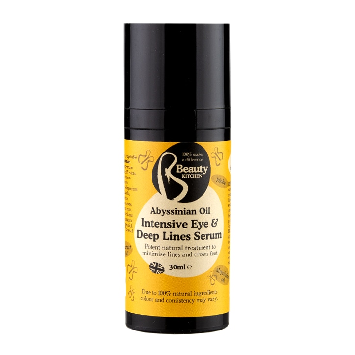 Beauty Kitchen Abyssinian Oil Intensive Eye & Deep Lines Serum
