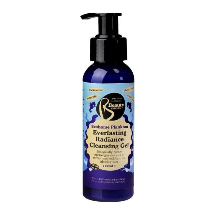 Beauty Kitchen Seahorse Plankton Everlasting Radiance Cleansing Gel 100ml