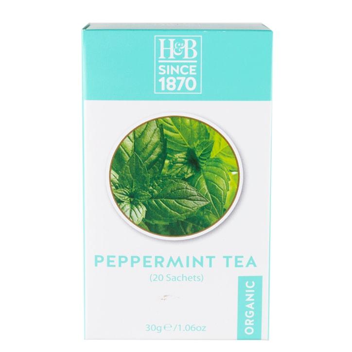 Holland & Barrett Organic Peppermint Tea 30g