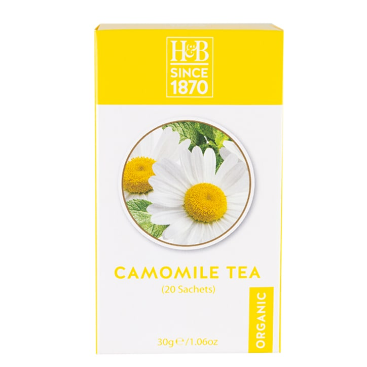 Holland & Barrett Organic Camomile Tea 30g