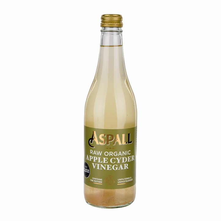 Aspall Raw Organic Unfiltered Cyder Vinegar 500ml