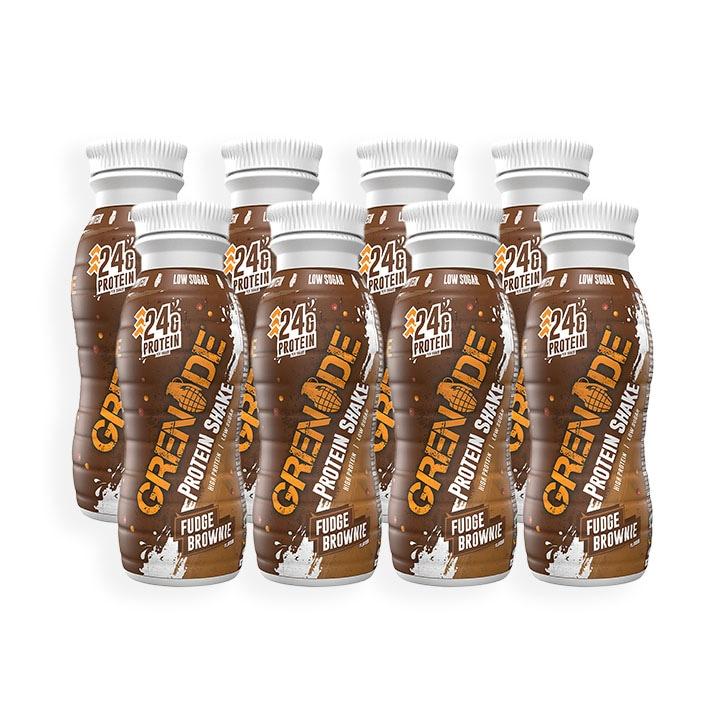 Grenade Carb Killa Shake Fudge 8 x 330ml
