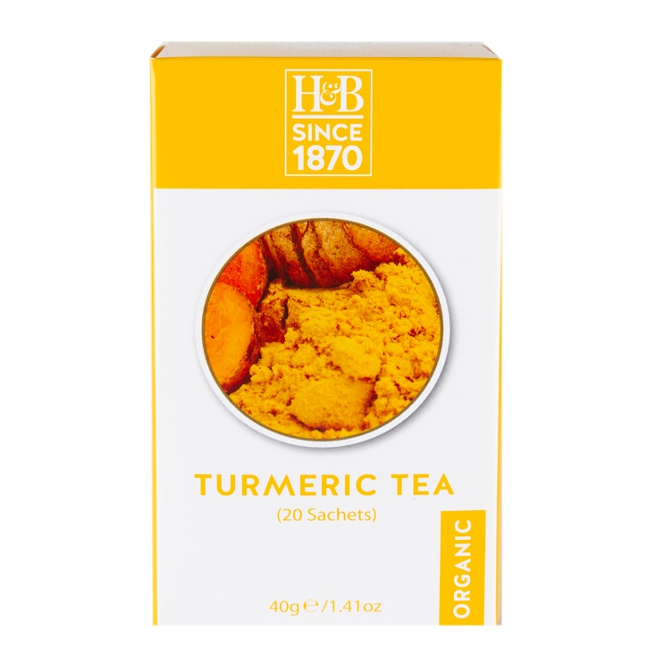 Holland & Barrett Organic Turmeric Tea