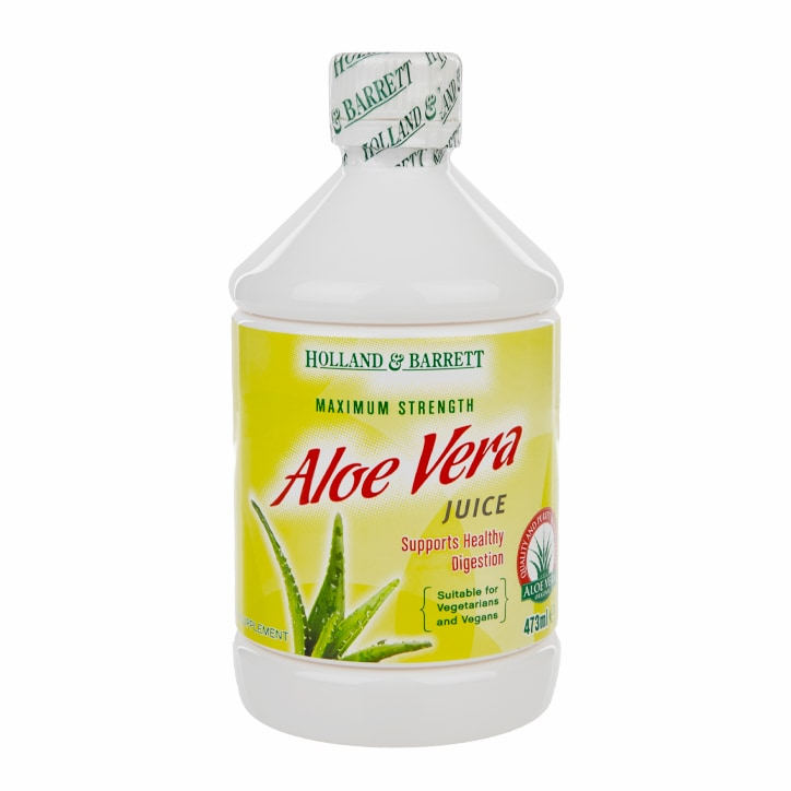 Holland & Barrett Aloe Vera Juice Drink