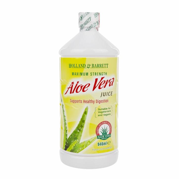 Holland & Barrett Aloe Vera Juice Drink 946ml