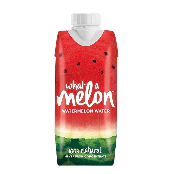 What a Melon Watermelon Water 330ml