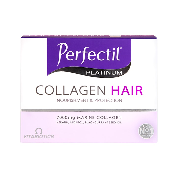 Vitabiotics Perfectil Platinum Collagen Hair Drink 10x50ml