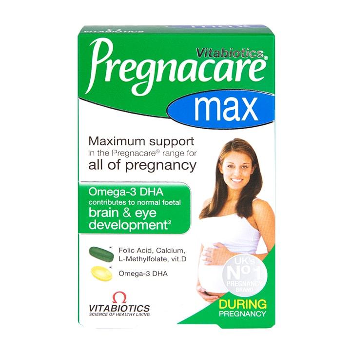Vitabiotics Pregnacare Max 84 Capsules