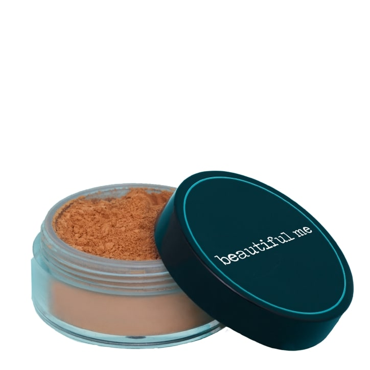 Beautiful Me Mineral Foundation Walnut Whisper