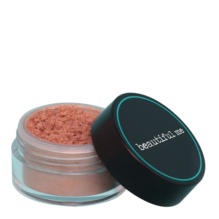 Beautiful Me Mineral Eyeshadows Adobe Brick