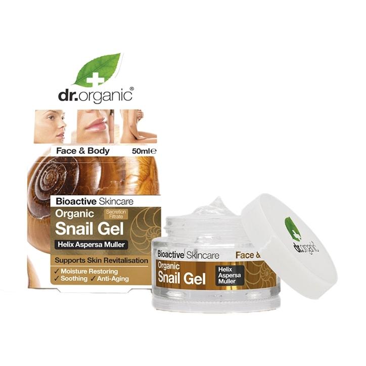 Dr Organic Snail Gel 50ml