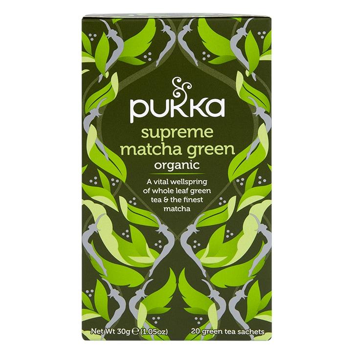 Pukka Organic Supreme Matcha Green Tea 36g