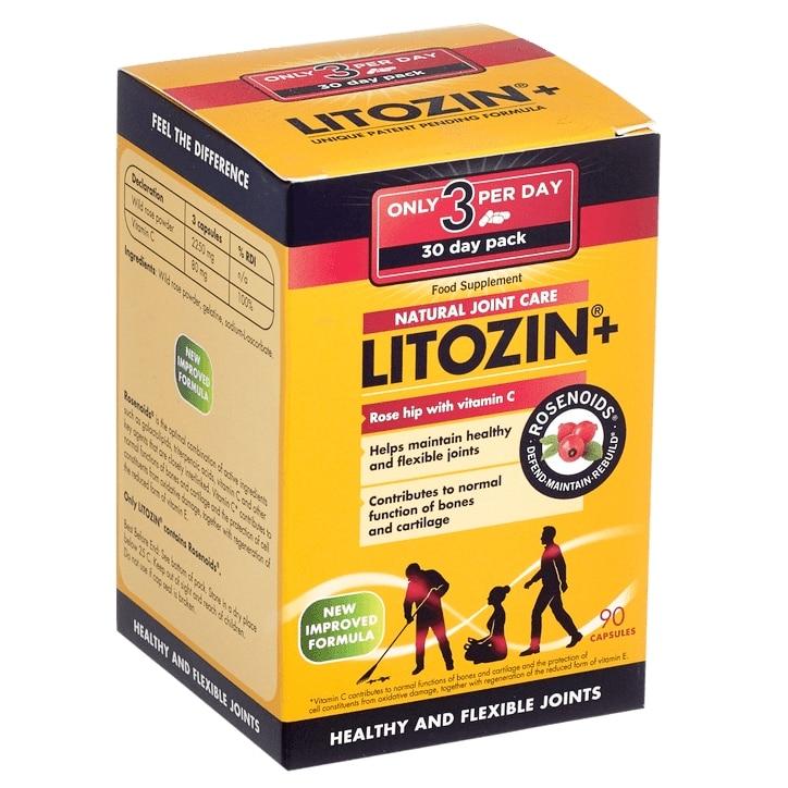 Litozin 90 Capsules
