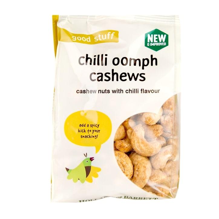 Holland & Barrett Chilli Cashew Nuts 100g