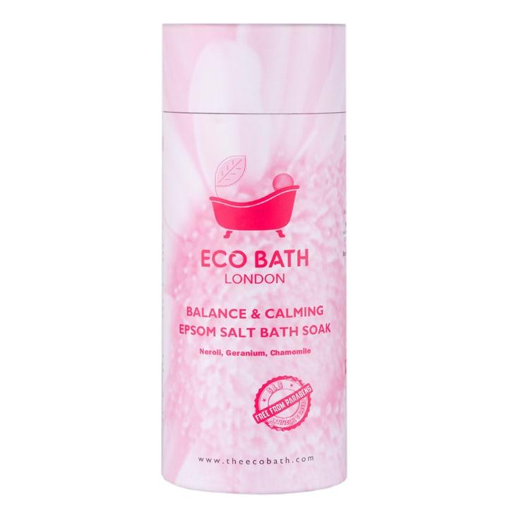 The Eco Bath Balance and Calming Epsom Salt Bath Soak