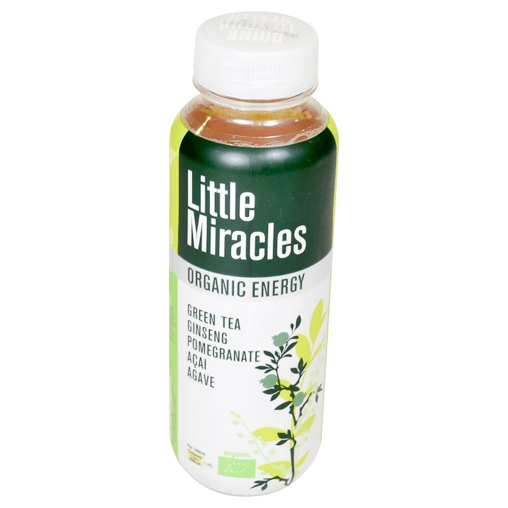 Little Miracles Green Tea 330ml