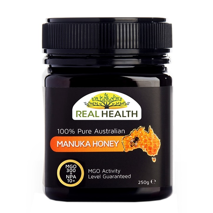 Real Health Manuka Honey MGO 300 250g